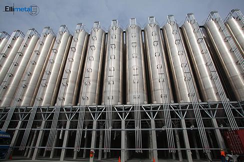 Decomecc, industry, silo construction