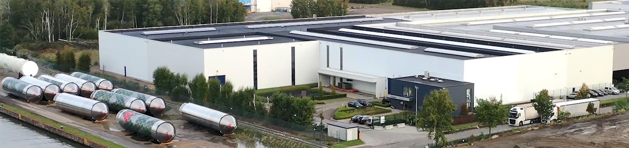 Decomecc, service center, aluminium, steel, stainless steel, company view