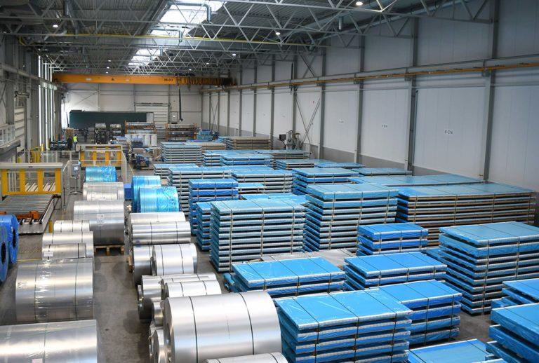 DEcomecc, warehouse, stock management, transport solutions